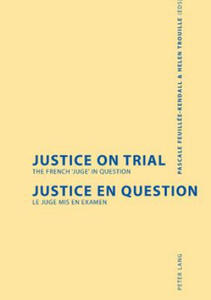 Justice on Trial - 2854469594