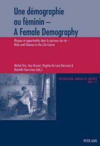 Une Demographie Au Feminin a Female Demography - 2854474441