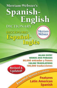 Merriam-Webster's Spanish English Dictionary - 2854475463