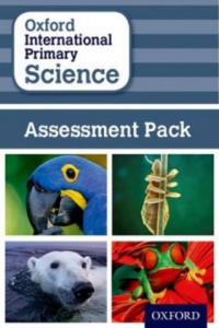 Oxford International Primary Science: Assessment Pack - 2854455326