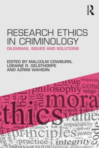 Research Ethics in Criminology & Criminal Justice - 2854477517