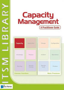 Capacity Management - a Practitioner Guide - 2854478542