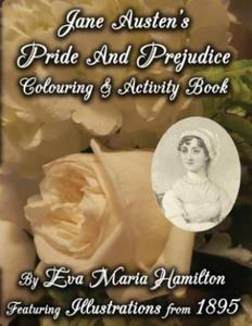Jane Austen's Pride and Prejudice Colouring & Activity Book - 2836339197