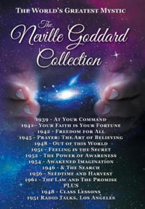 Neville Goddard Collection (Hardcover) - 2839137648