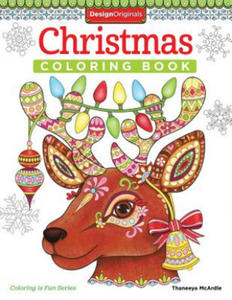 Christmas Coloring Book - 2826659117