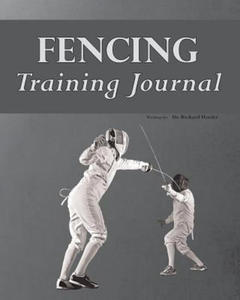 Fencing Training Journal - 2846570567