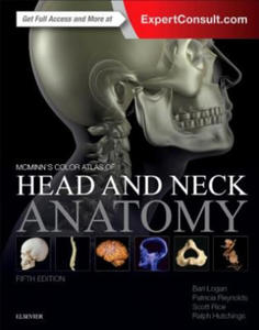 McMinn's Color Atlas of Head and Neck Anatomy - 2903756594