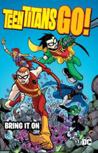 TEEN TITANS GO BRING IT ON - 2854480871