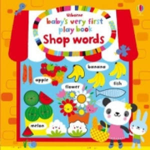 Baby's Very First Play Book Shop Words - 2843494289