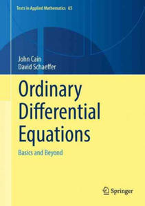 Ordinary Differential Equations - 2854516883