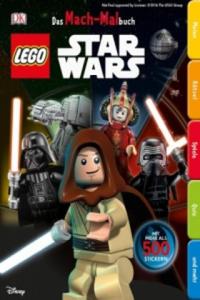 Das Mach-Malbuch - LEGO Star Wars - 2838463012