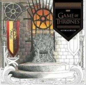Game of Thrones: Das offizielle Ausmalbuch zur TV-Serie - 2845285563