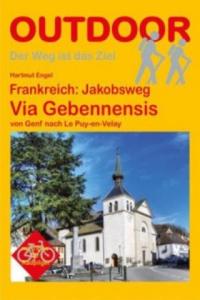 Frankreich: Jakobsweg Via Gebennensis - 2835031391