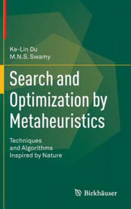 Search and Optimization by Metaheuristics - 2854494240