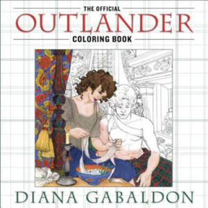 The Official Outlander Coloring Book - 2835282059