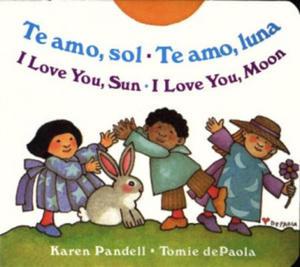 Te Amo, Sol Te Amo, Luna / I Love You, Sun I Love You, Moon - 2840798298