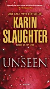 Karin Slaughter - Unseen - 2901195116