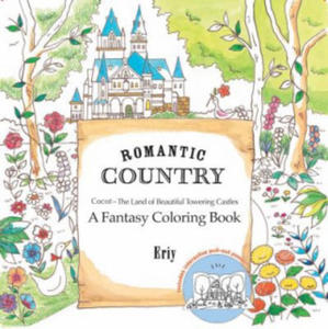 ROMANTIC COUNTRY A COLORING BOOK - 2834134741