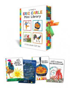 The Eric Carle Mini Library - 2838460637