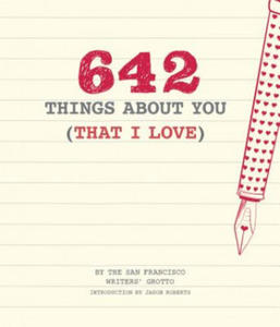 642 Things About You That I Love - 2841425282