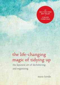 The life-changing magic of tidying up - 2835277717