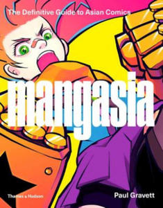 Mangasia: The Definitive Guide to Pan-Asian Comic Art - 2868590394