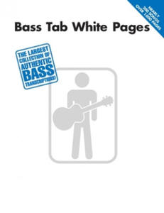 Bass Tab White Pages - 2838788139