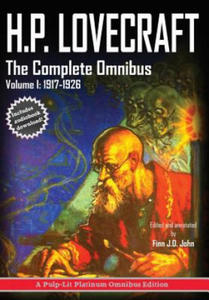 H.P. Lovecraft, The Complete Omnibus Collection, Volume I - 2846874580