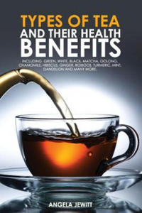 Types of Tea and Their Health Benefits - 2849851033