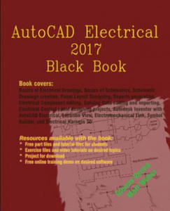 AutoCAD Electrical 2017 Black Book - 2835282318