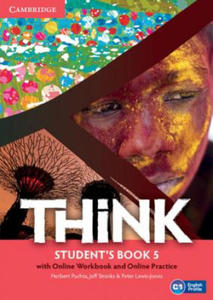Think Level 5 Student's Book with Online Workbook and Online Practice - 2854507551