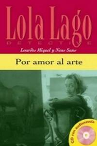 POR AMOR AL ARTE + CD A2 (Lola Lago) - 2826636671