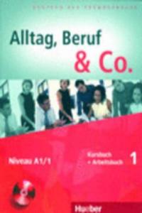 Kursbuch + Arbeitsbuch, m. Audio-CD zum Arbeitsbuch - 2826800238