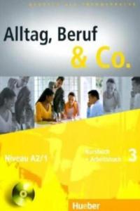Kursbuch + Arbeitsbuch, m. Audio-CD zum Arbeitsbuch - 2826773644
