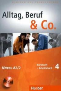 Kursbuch + Arbeitsbuch, m. Audio-CD zum Arbeitsbuch - 2826755046