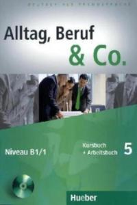 Kursbuch + Arbeitsbuch, m. Audio-CD zum Arbeitsbuch - 2859251011