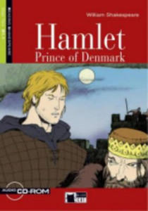 Black Cat Hamlet Prince of Denmark + CD ( Reading a Training Level 2) - 2841420987