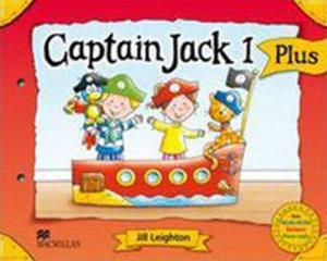 Captain Jack Level 1 Pupils Book Plus Pack - 2854539561