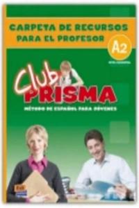 Club Prisma Elemental A2 Carpeta de recursos para el profesor - 2826672236