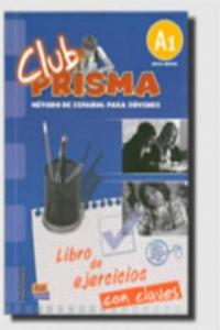 Club Prisma Inicial A1 Libro de ejercicios con soluciones - 2826770570