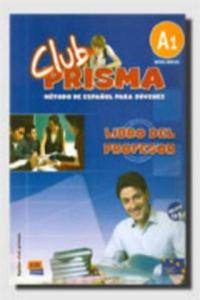 Club Prisma Inicial A1 Libro del profesor + CD - 2826804904