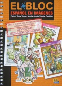 El bloc. Espanol en imagenes (A1/A2) - 2826699879