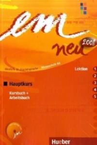 Kursbuch + Arbeitsbuch (Lektion 1-5), m. Audio-CD - 2826667484