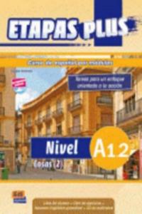 Etapas Plus A1.2 Libro del alumno/Ejercicios + CD - 2826734012