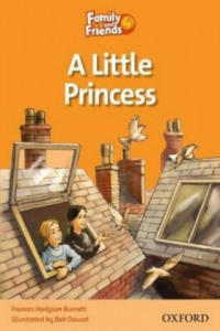 Family and Friends Readers 4: A Little Princess - 2854222260