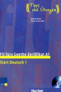Fit fürs Goethe-Zertifikat A1, m. Audio-CD - 2869349310