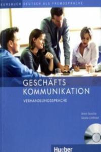 Geschäftskommunikation Verhandlungssprache, Kursbuch m. Audio-CD - 2826756619