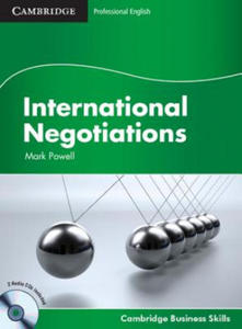 International Negotiations Student's Book with Audio CDs (2) - 2826633171