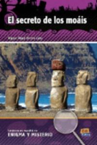 Lecturas en espanol de enigma y misterio El secreto de los moais + CD - 2826694546