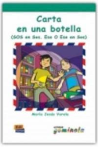Lecturas Gominola Carta en una botella - Libro - 2826755738
